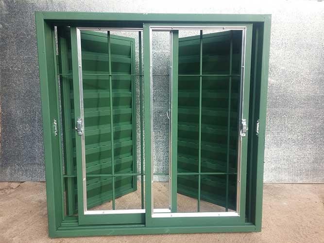 Ventanas de chapa precios con persianas mayoristas for Precios de ventanas con persianas